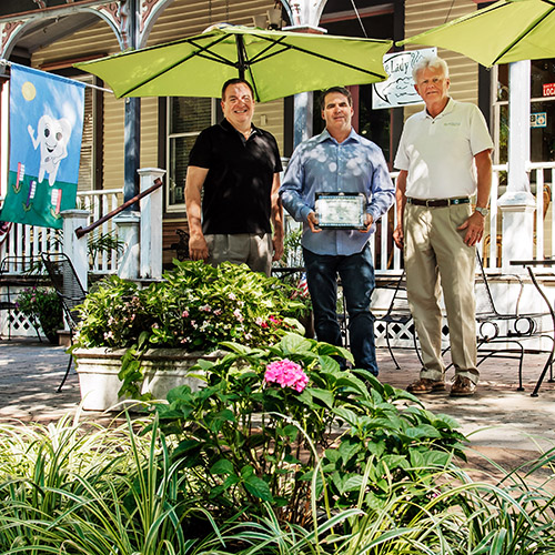 Beechwood Landscape Receives MBA Spotlight Award